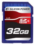 Silicon Power SDHC Card Class 6 32Гб